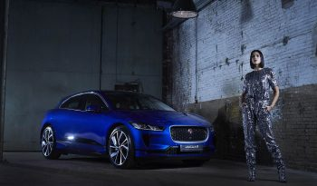 Jaguar I-Pace First Edition full