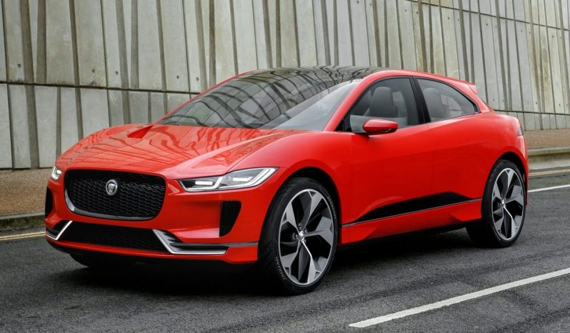 Jaguar I-Pace First Edition vol
