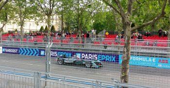 Formula E Paris 2018