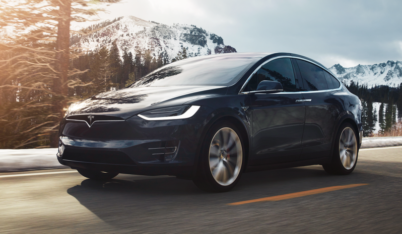 Tesla Model X P100D – 4% bijtelling – snelle levering! vol