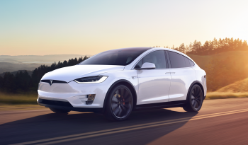 Tesla Model X Long Range 5d vol