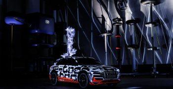 Audi e-tron prototype Voltic Electric Elektrisch Rijden