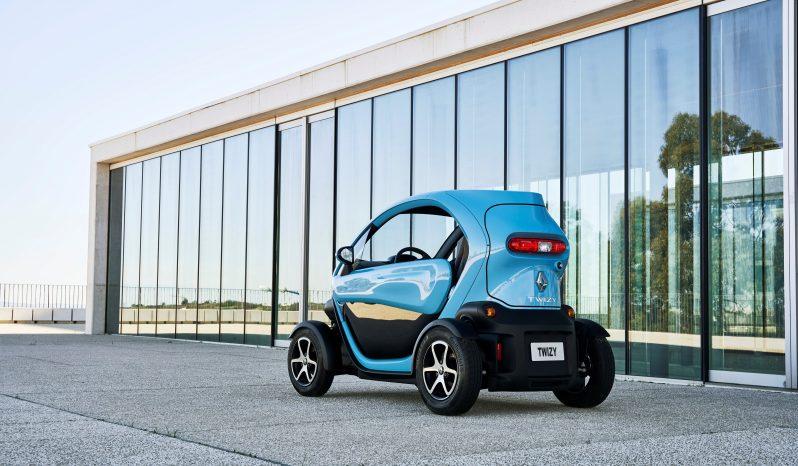 Renault Twizy Cargo vol