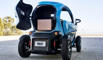 Renault Twizy Cargo Voltic Electric