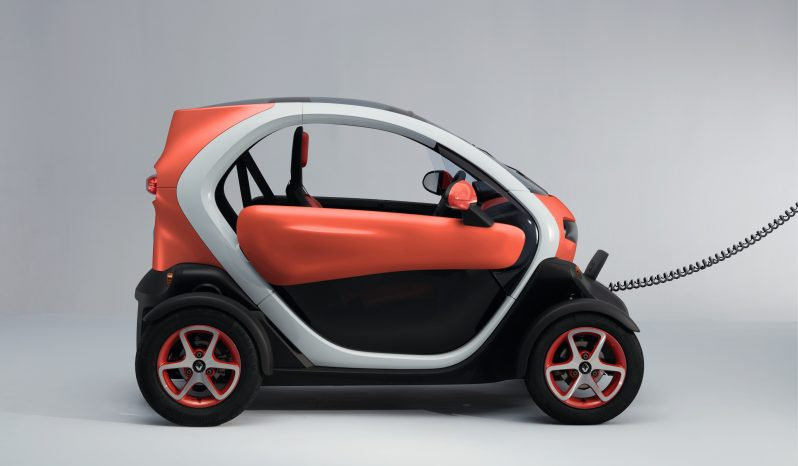 Renault Twizy Intens vol