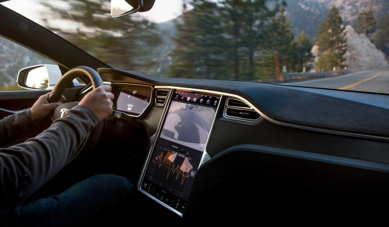 Tesla Model S Long Range 5d vol