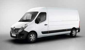 Renault Master ZE Voltic Electric
