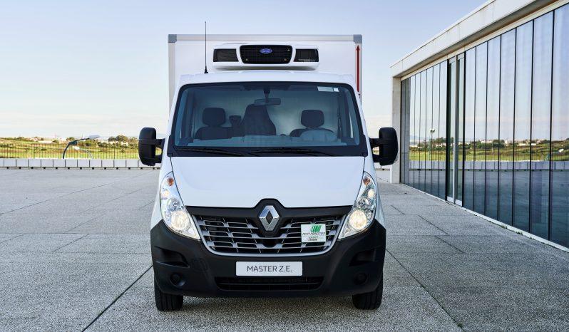 Renault Master Z.E. Platform Cabine L2H1 (wb 3,7m max. opbouw 13m3) full