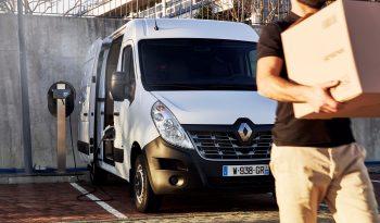 Renault Master Z.E. Gesloten Bestel 9m3 vol