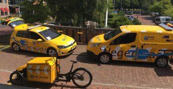 ANWB elektrische voertuigen