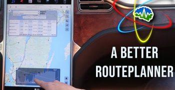 Tesla Tuesday 2 e-roadtrip met A Better Routeplanner