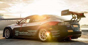 Tesla Model S P100DL EPCS