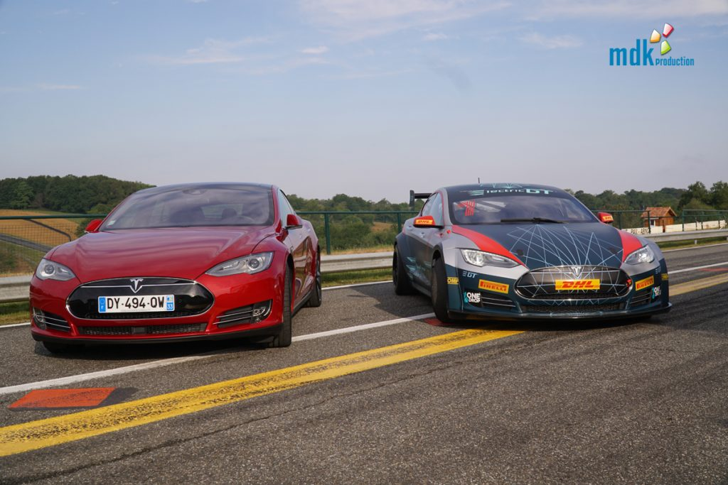 Tesla Model S P100DL EPCS vs Tesla Model S