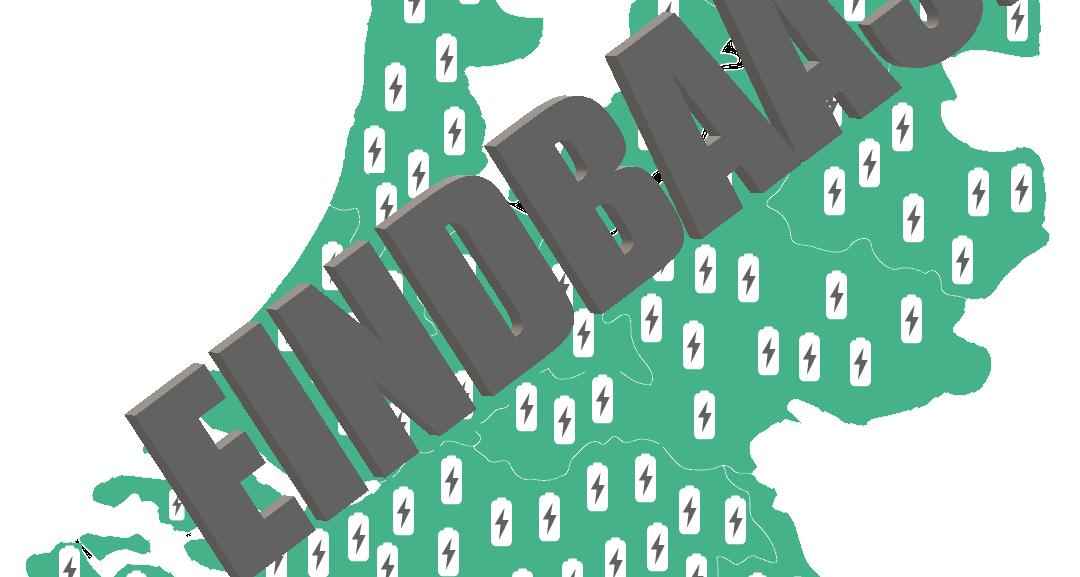 Nederland eindbaas in publieke laadpalen