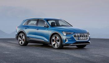 Audi e-tron vol