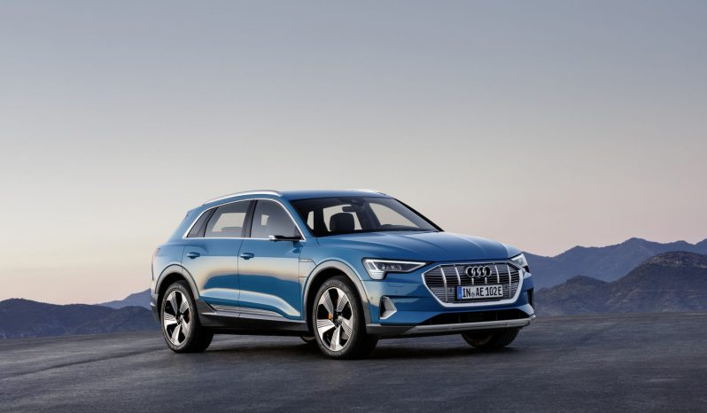 Audi e-tron advanced vol