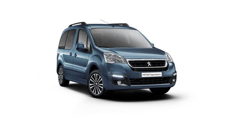 Peugeot Partner Tepee Electric vol