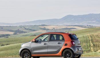 Smart forfour electric drive vol