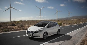 nissan leaf voltic electric