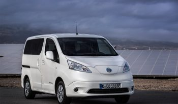 Nissan e-Evalia Connect Edition 7-zitter vol