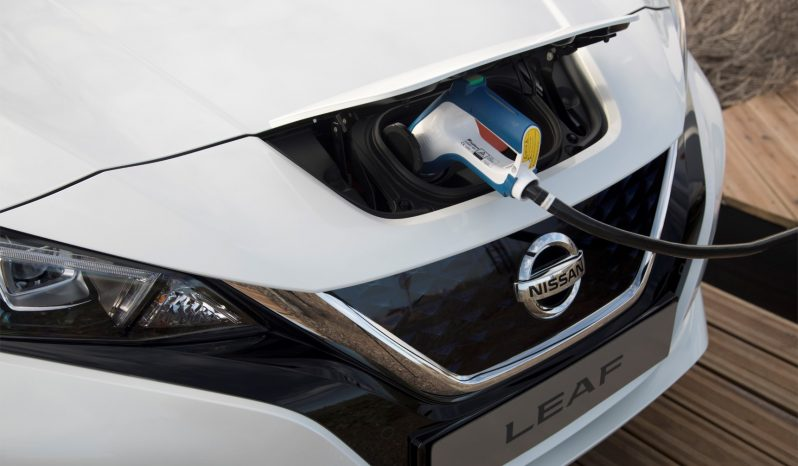 Nissan Leaf N-CONNECTA 40kWh vol