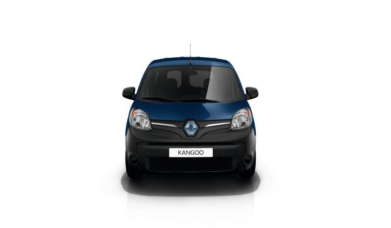 Renault Kangoo Maxi Z.E. vol