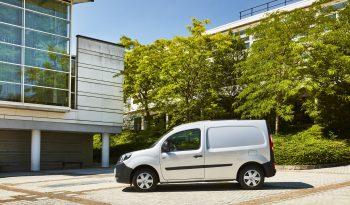 Renault Kangoo Z.E. vol