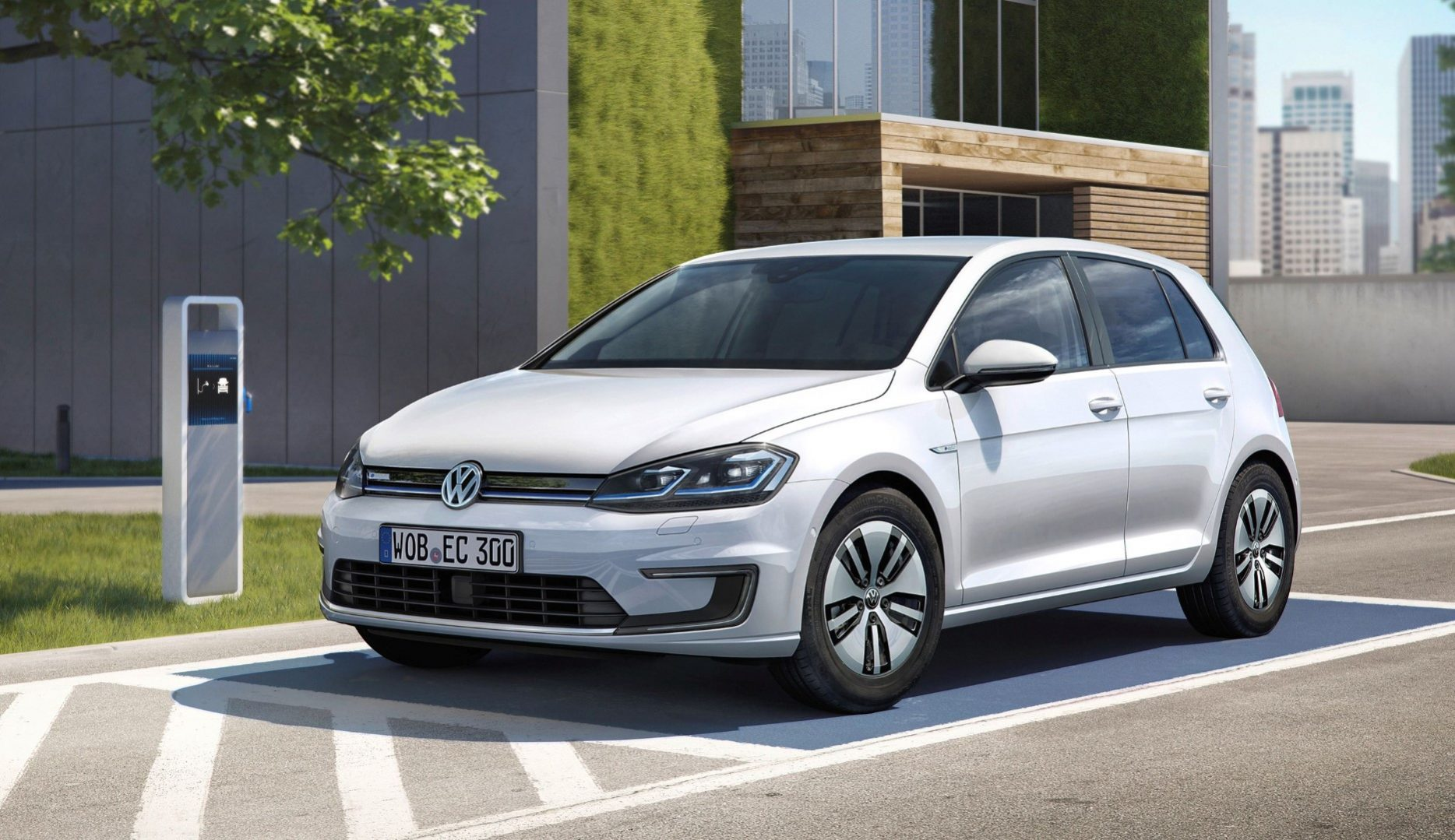 Volkswagen e-Golf Voltic Electric