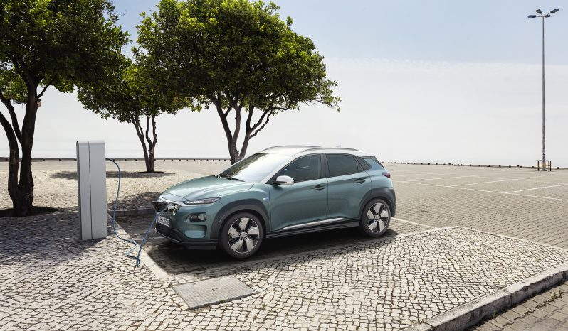 Hyundai Kona Electric Fashion vol