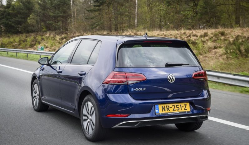 Volkswagen e-Golf vol
