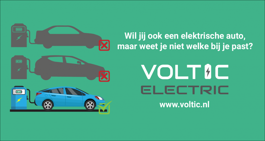 Voltic Electric Lease Elektrische auto