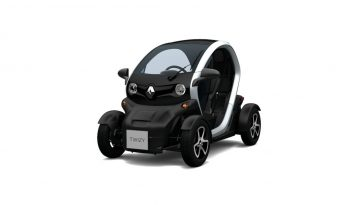 Renault Twizy Intens Voltic Electric