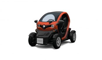 Renault Twizy Life Voltic Electric