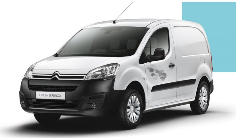 Citroen Berlingo Electric vol