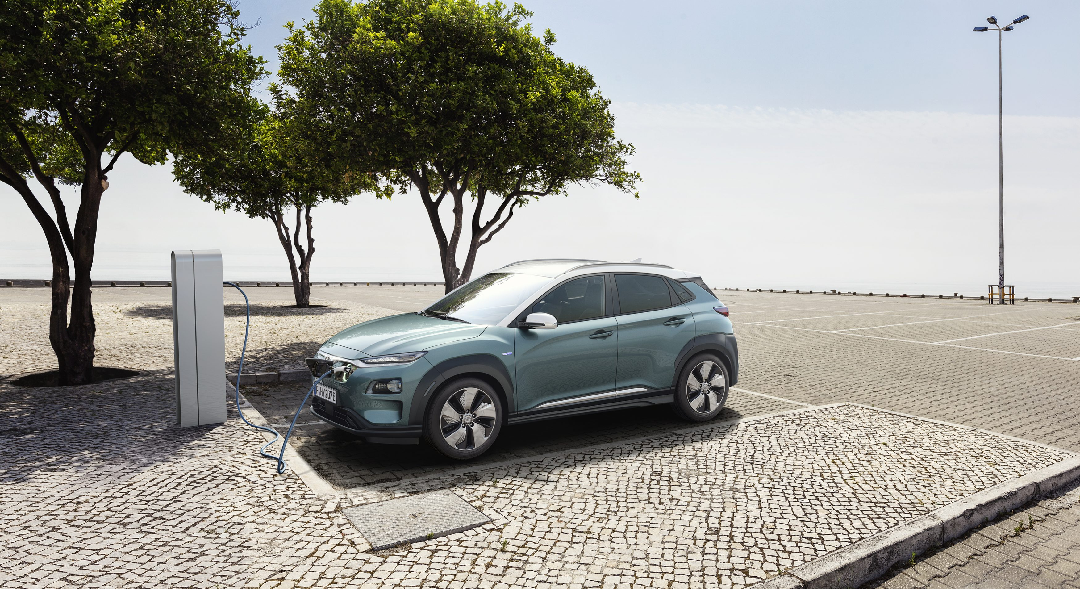 Hyundai Kona Electric Voltic Electric