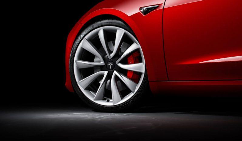 Tesla Model 3 Long Range Performance full