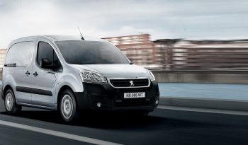 Peugeot Partner Electric 3,7m3 full