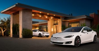 Tesla Model S X 4% bijtelling Voltic
