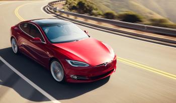 Tesla Model S 100D 4% bijtelling