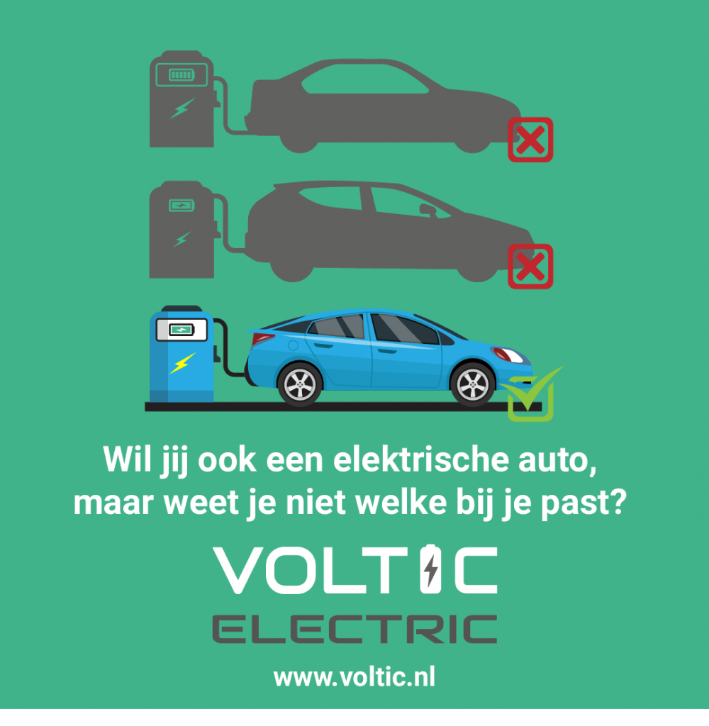 Voltic Electric lease de juiste elektrische auto