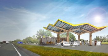Fastned ev snelladers Voltic Electric