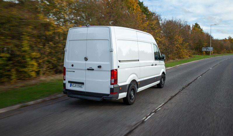 Volkswagen e-Crafter Gesloten Bestel 425 EV L3H3 10,7m3 (GVW 4250kg) vol