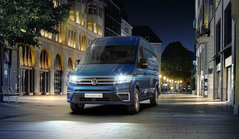 Volkswagen e-Crafter Voltic Electric