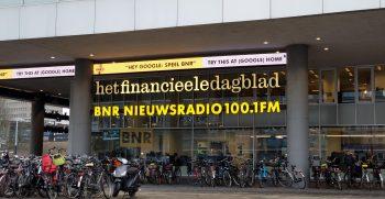 Zakendoen BNR nieuwsradio Voltic Electric Amsterdam