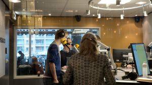 Zakendoen BNR nieuwsradio Voltic Electric Thomas van Zijl