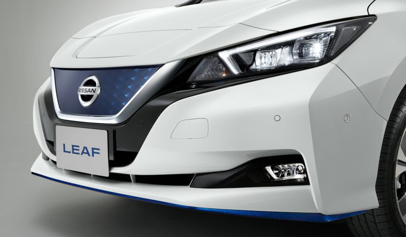 Nissan LEAF 62 kWh e+ N-CONNECTA vol