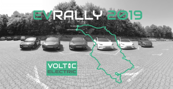 EVRally 2019 Voltic Electric