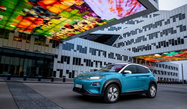 Hyundai Kona Electric Premium Levering 2019 vol