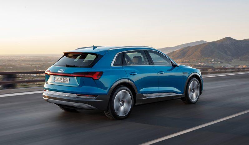 Audi e-tron 55 quattro vol