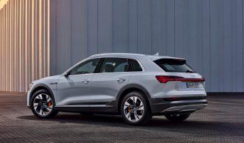 Audi e-tron 50 quattro vol